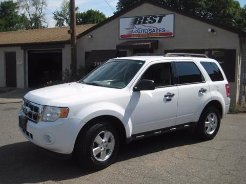 2011 Ford Escape for sale in Manchester CT