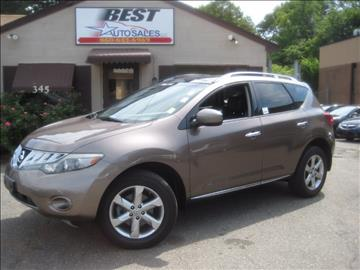 2009 Nissan Murano for sale in Manchester, CT