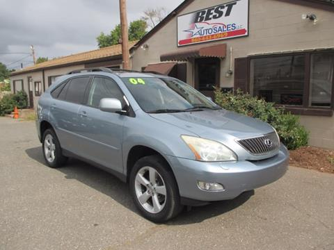 2004 Lexus RX 330 for sale in Manchester, CT