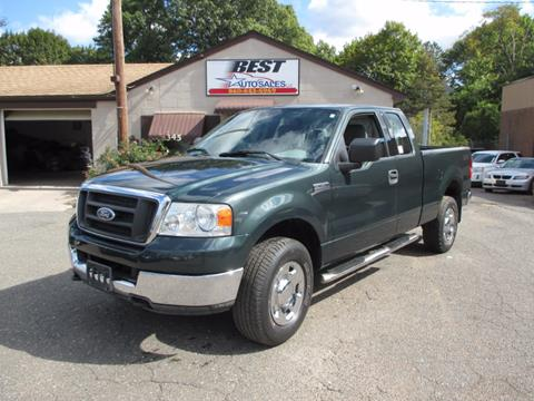2004 Ford F-150 for sale in Manchester, CT