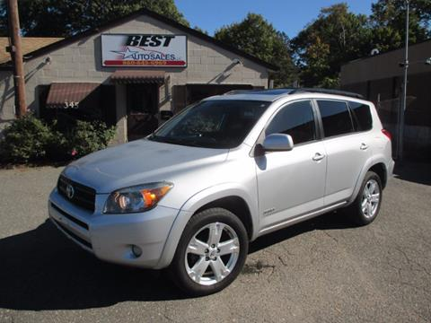 2007 Toyota RAV4 for sale in Manchester, CT