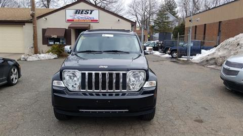 2012 Jeep Liberty for sale in Manchester, CT