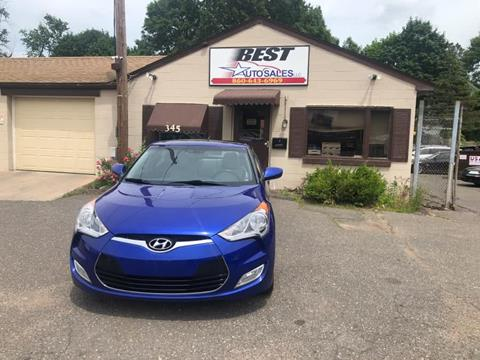 2012 Hyundai Veloster for sale in Manchester, CT