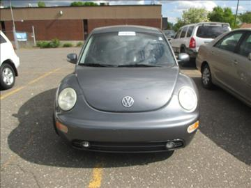 2002 Volkswagen New Beetle for sale in Manchester, CT