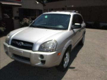 2006 Hyundai Tucson for sale in Manchester, CT