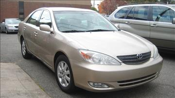 2004 Toyota Camry for sale in Manchester, CT