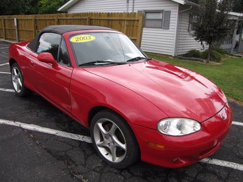 2003 Mazda MX-5 Miata for sale in Cicero, IN