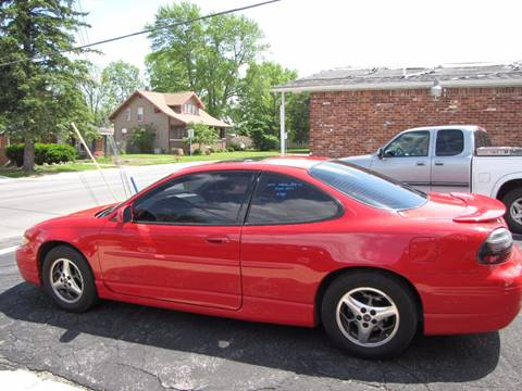 2002 Pontiac Grand Prix for sale in Cicero, IN