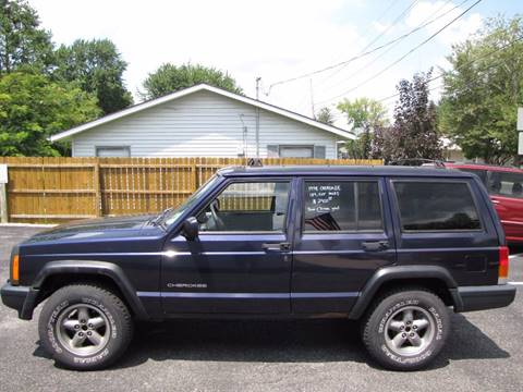 1998 Jeep Cherokee for sale in Cicero, IN