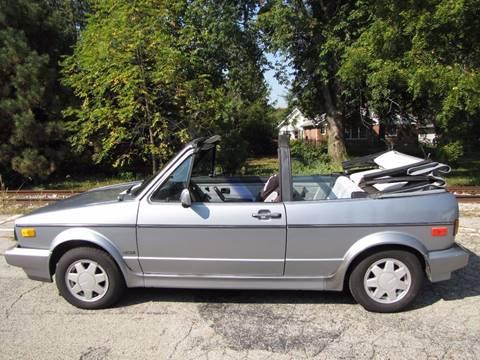 1988 Volkswagen Cabrio For Sale in Halifax, VA - Carsforsale.com