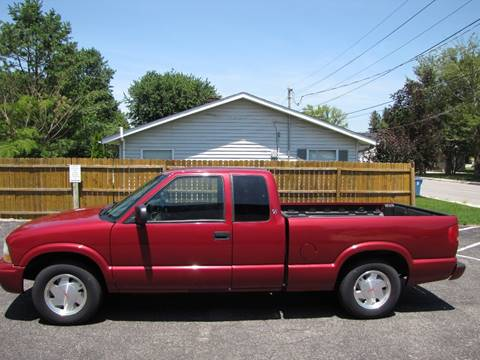 2003 GMC Sonoma for sale in Cicero, IN