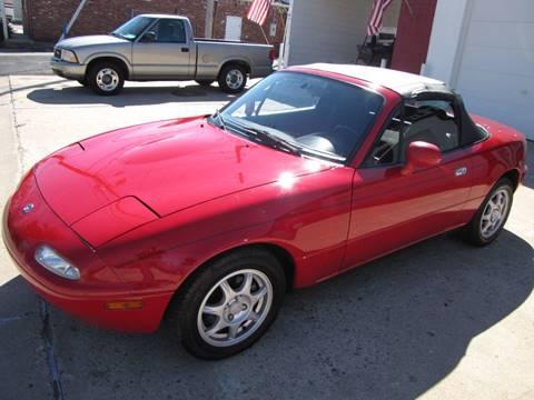 1996 Mazda Mx 5 Miata For Sale In Cicero In