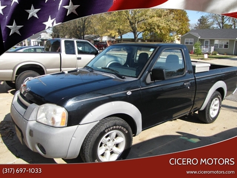 2001 Nissan Frontier for sale in Cicero, IN
