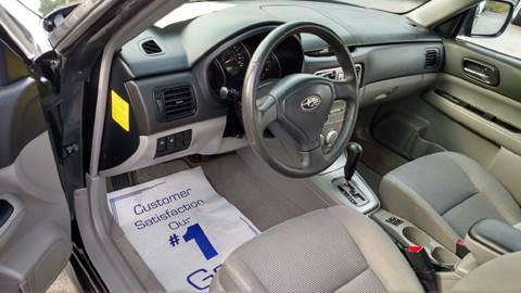 2008 Subaru Forester for sale in Johnson City, TN