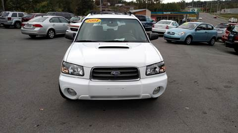2004 Subaru Forester for sale in Johnson City, TN