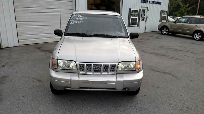 2002 Kia Sportage 2WD 4dr SUV   Johnson City TN