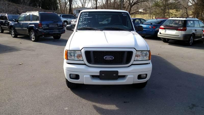 Ford Ranger Dr Supercab Edge Wd Sb Johnson City Tn