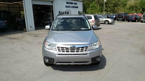 2012 Subaru Forester for sale in Johnson City, TN