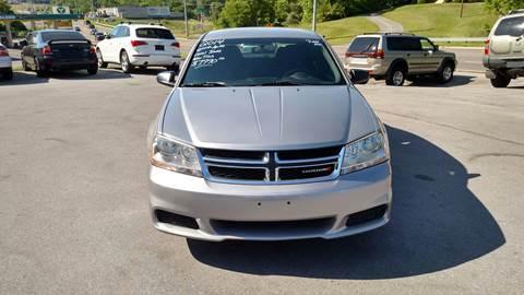 Used Cars Johnson City Tn >> 2014 Dodge Avenger For Sale In Johnson City Tn