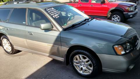 2002 Subaru Outback for sale in Johnson City, TN