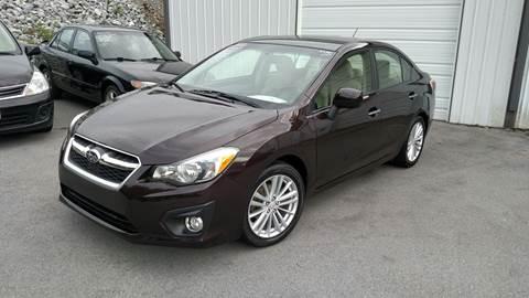 2012 Subaru Impreza for sale in Johnson City, TN