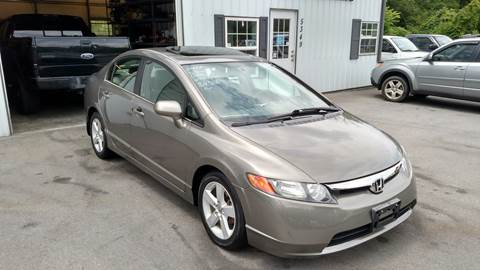 2006 Honda Civic for sale in Johnson City, TN