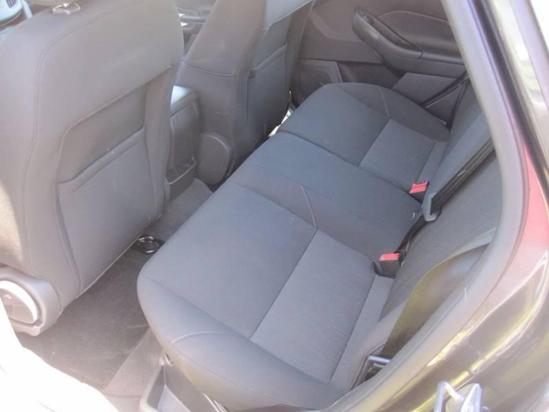 2015 Ford Focus SE 4dr Hatchback - Eau Claire WI