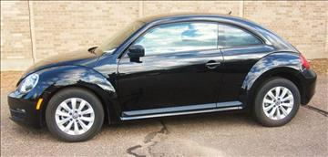 2013 Volkswagen Beetle for sale in Eau Claire, WI