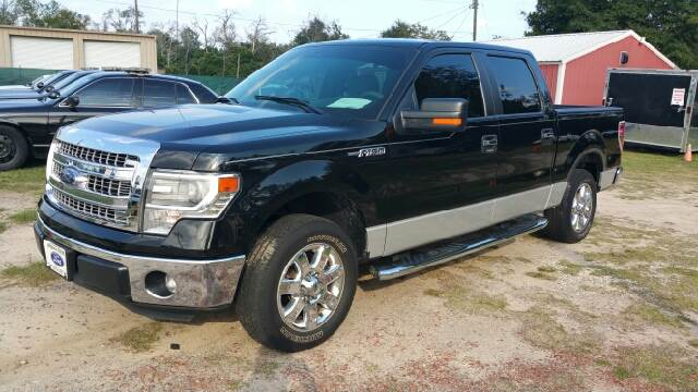 2014 Ford F-150 for sale at Augusta Motors in Augusta GA
