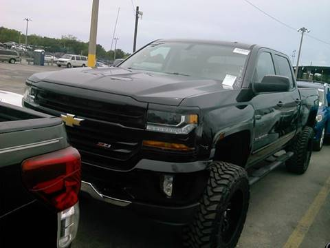2016 Chevrolet Silverado 1500 for sale at Augusta Motors in Augusta GA