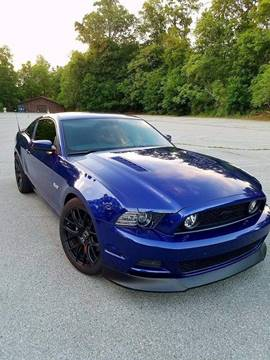 2014 Ford Mustang for sale at Augusta Motors in Augusta GA