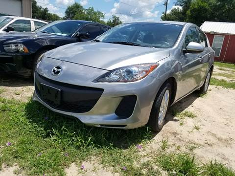 2013 Mazda MAZDA3 for sale at Augusta Motors in Augusta GA