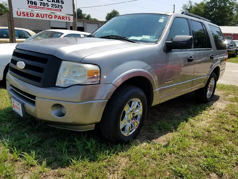 2008 Ford Expedition for sale at Augusta Motors in Augusta GA