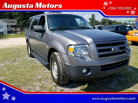 2012 Ford Expedition for sale at Augusta Motors in Augusta GA