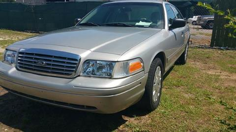 2007 Ford Crown Victoria for sale in Augusta, GA