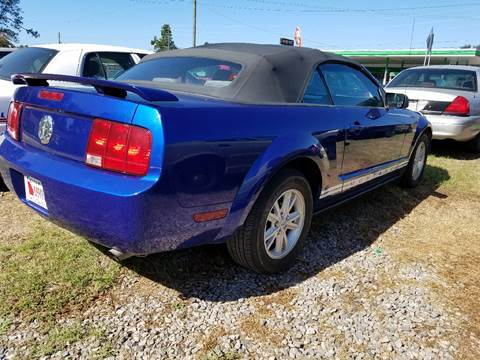 2005 Ford Mustang for sale at Augusta Motors in Augusta GA