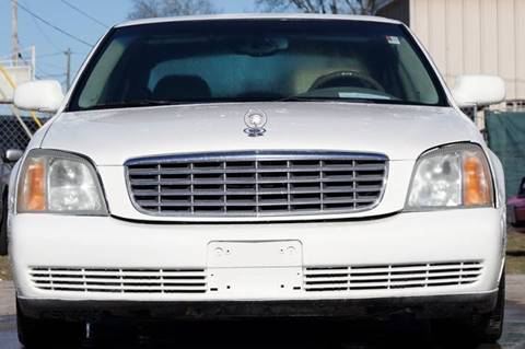 2005 Cadillac DeVille for sale at Augusta Motors in Augusta GA