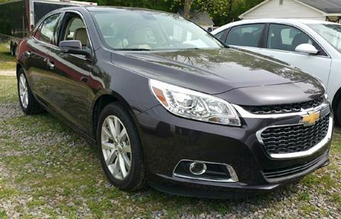 2015 Chevrolet Malibu for sale at Augusta Motors in Augusta GA
