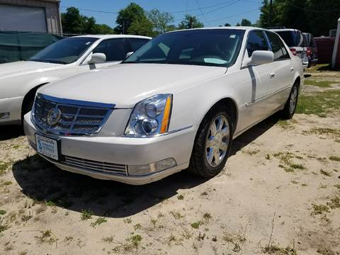 2007 Cadillac DTS for sale at Augusta Motors in Augusta GA