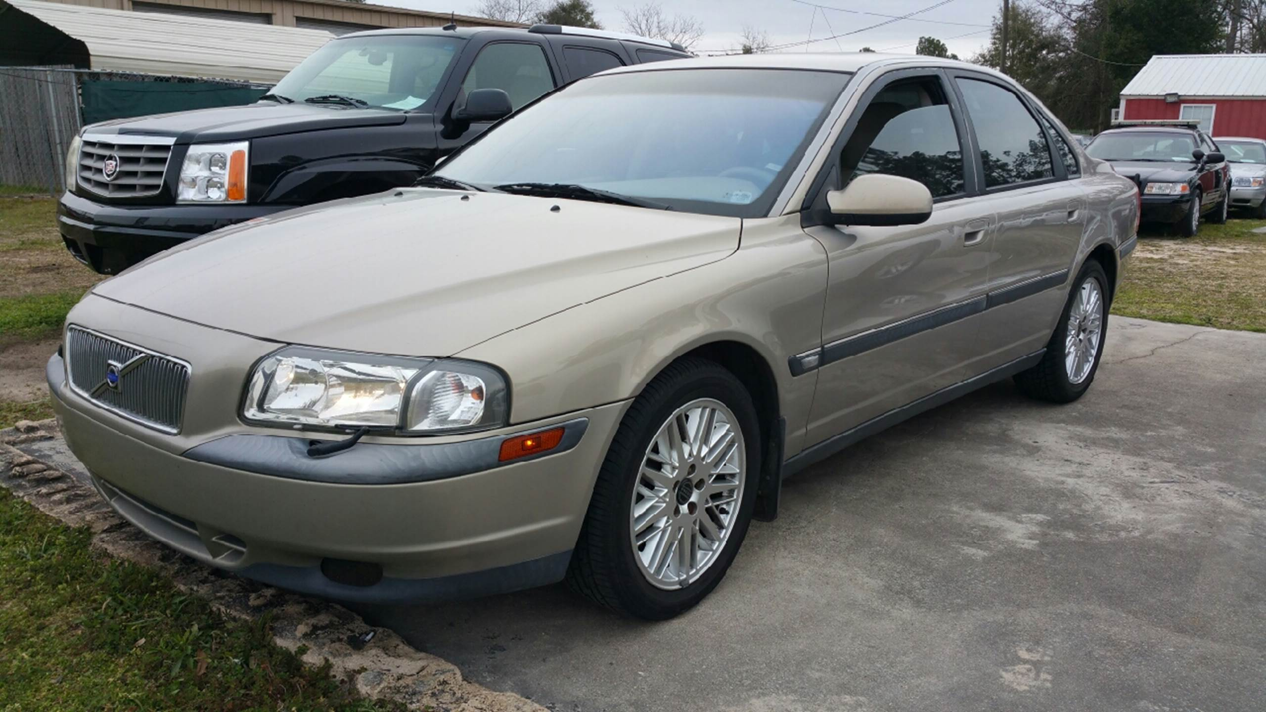 2002 Volvo S80 for sale at Augusta Motors in Augusta GA