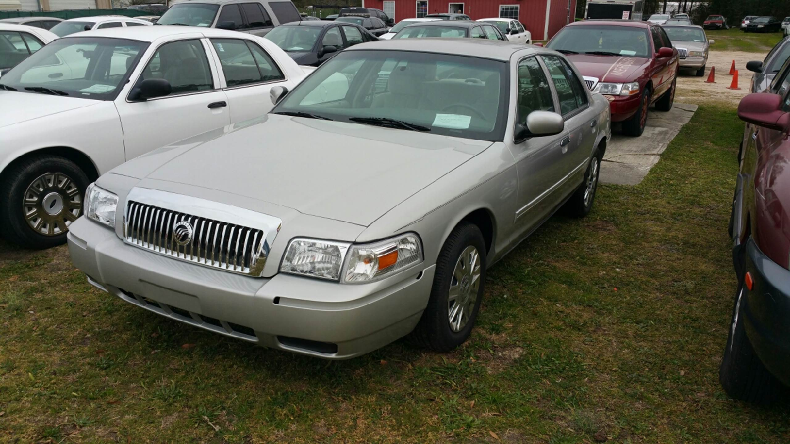 2008 Mercury Grand Marquis for sale at Augusta Motors in Augusta GA