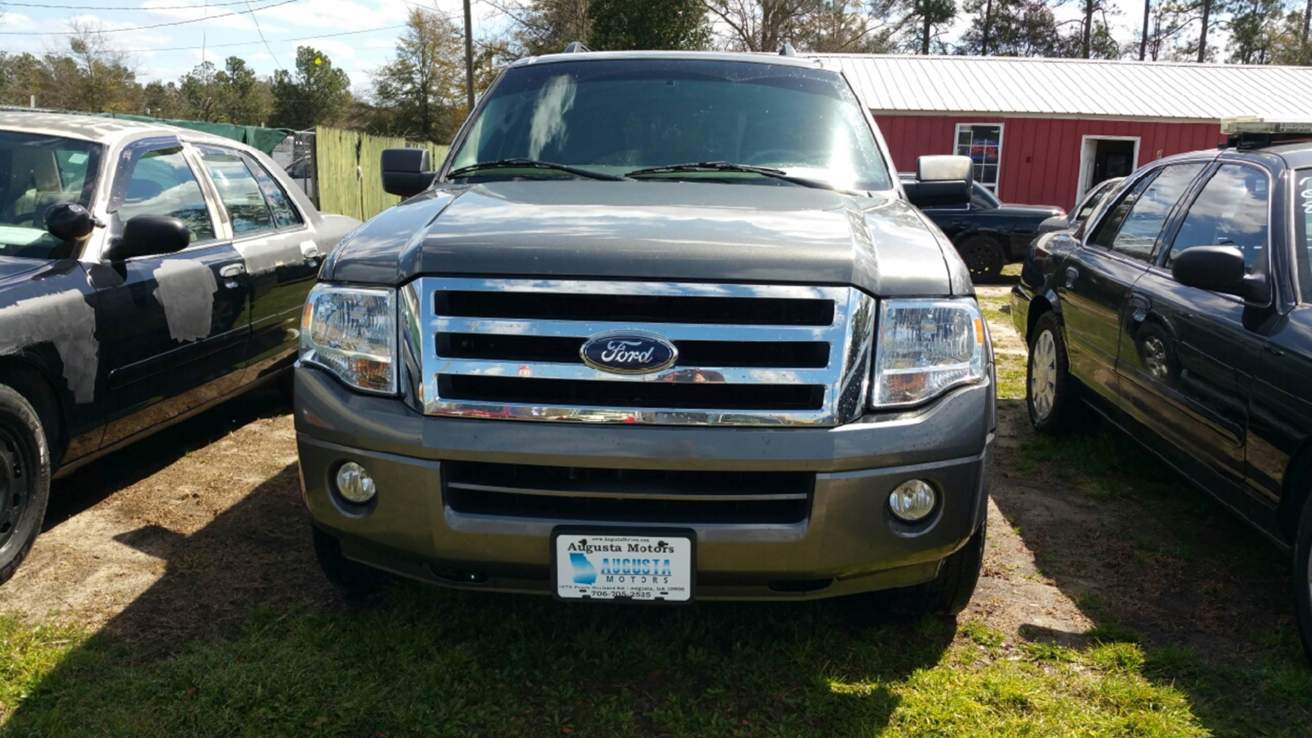 2010 Ford Expedition for sale at Augusta Motors in Augusta GA