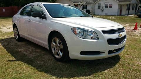 2012 Chevrolet Malibu for sale at Augusta Motors in Augusta GA