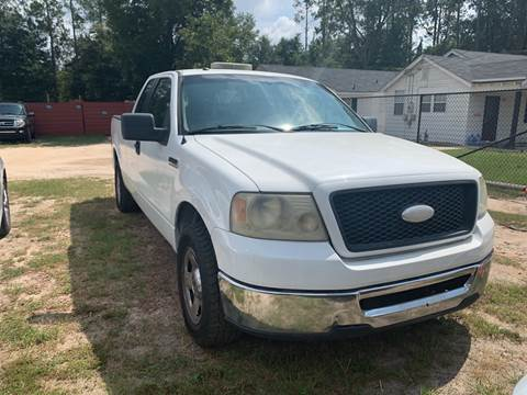 2006 Ford F-150 for sale at Augusta Motors in Augusta GA
