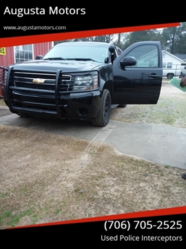 2011 Chevrolet Tahoe for sale at Augusta Motors in Augusta GA