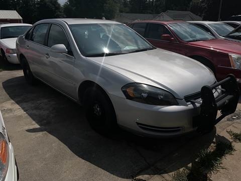 2007 Chevrolet Impala for sale at Augusta Motors in Augusta GA