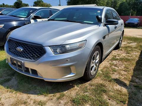 2014 Ford Taurus for sale at Augusta Motors in Augusta GA