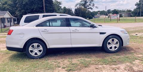 2016 Ford Taurus for sale at Augusta Motors in Augusta GA
