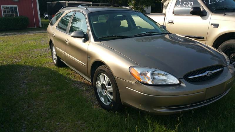 2003 Ford Taurus for sale at Augusta Motors in Augusta GA