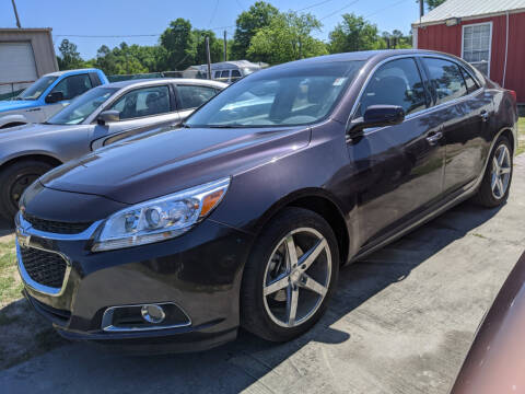 2015 Chevrolet Malibu for sale at Augusta Motors in Augusta GA